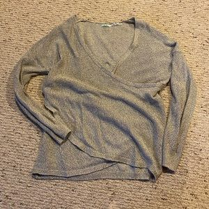 Urban Outfitters wrap sweater (Kimchi Blue)